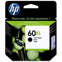 Cartucho de Tinta HP 60 XL Preto Original