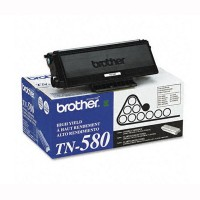 Cartucho de Toner Brother TN-580 Original Preto